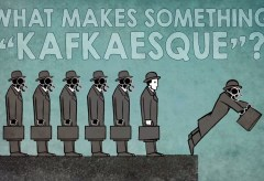 "Featured Vid #381 – What makes something ""Kafkaesque""?"