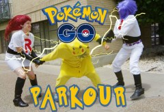 Featured Vid #406 – Pokémon GO Meets Parkour in Real Life