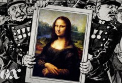Featured Vid #438 – How the Mona Lisa Became So Overrated