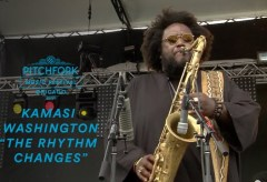 "Featured Vid #441 – Kamasi Washington performs ""The Rhythm Changes"""