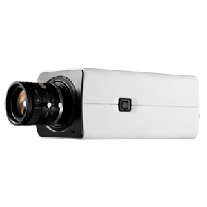 "Camara Box IP 2 Megapixel - 1/2.7"" Progressive Scan CMOS - Compressione H.265+ - Ultra Low Light - WDR reale (120dB) - PoE 802.3af"