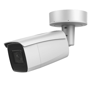 "Telecamera IP 4Mpx Ultra Low Light - 1/1.8"" Progressive Scan CMOS - Compressione H.265+ / H.265 - Lente motorizzata Varifocale 2.8~12 mm AF - Vero WDR 140 dB | Allarmi - Interface WEB"