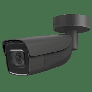"Telecamera Bullet IP 6 Megapixel - 1/2.9"" Progressive Scan CMOS - Compressione H.265+ / H.265 - Lente motorizzata 2.8~12 Autofocus mm - Matrix IR Portata 50 m - IP67   WDR   Micro SD"