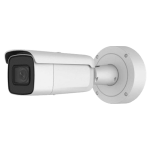 "Telecamera IP 8 Megapixel - 1/2.5"" Progressive Scan CMOS - Compressione H.265+/H.265/H.264+/H.264 - Lente motorizzata AF 2.8~12 mm Autofocus / WDR - IR LEDs Portata 50 m | Audio ed Allarmi - Interface WEB"