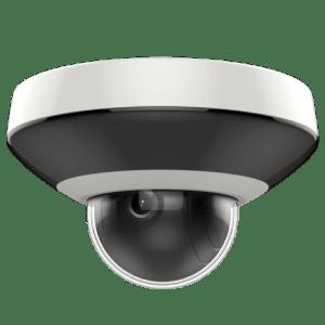 "Telecamera IP PT 2 Megapixel - 1/3"" Progressive Scan CMOS - Compressione H.265+ | WDR(120dB) - Lente fissa 2.8 | PAN & TILT - Audio | Allarme | Slot MicroSD | POE - WEB"