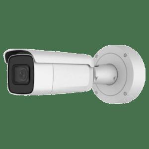 Telecamera Bullet IP Safire - 6 Megapixel (3072x2048) - Obiettivo motorizzato varifocale 2.8~12 mm Autofocus - Compressione H.265+/H.265/H.264+/H.264 - WDR 120 dB - Impermeabile IP67 Antivandalo IK10