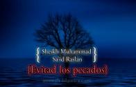 Evitad los pecados