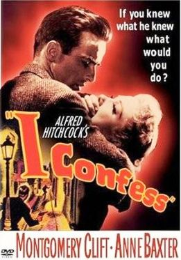 """""""Mi secreto me condena"""" (I confess), de Alfred Hitchcock (1/2)"""