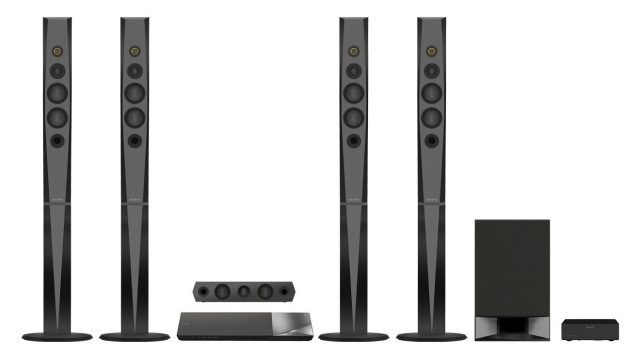 Sony BDV-N9200W 3D Blu-Ray Home Cinema System
