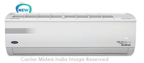Carrier 1.5 Ton 5 Star Inverter Split AC (Copper, ESKO NEO HYBRIDJET INV R32,CAI18EK5R39F0, White)