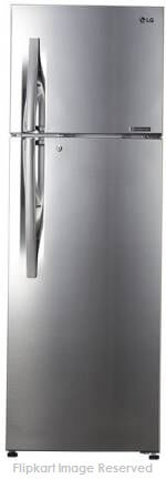 LG 335 L 4 Star Inverter Frost-Free Double-Door Refrigerator