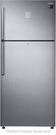 Samsung 551 L 3 Star Frost Free Double Door Refrigerator
