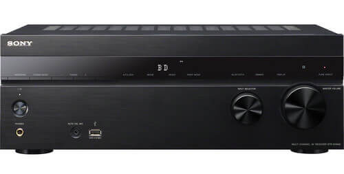 Sony STR-DN840 7.2 Channel 1050-Watt AV Receiver