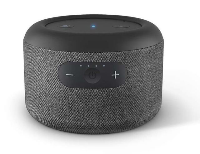 Echo Input Portable Smart Speaker