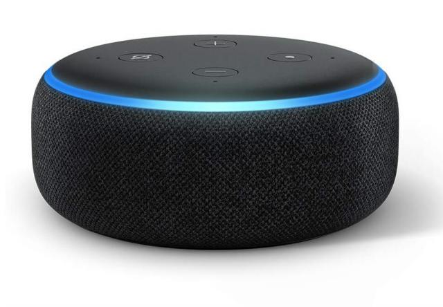 Echo dot 3rd Gen Smart Speaker