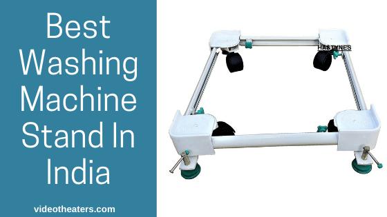 Best Washing Machine Stand In India