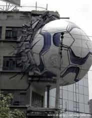 SoccerBallBuilding