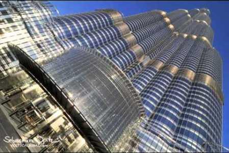 Burj Khalifa (Dubai) – cea mai inalta cladire din lume