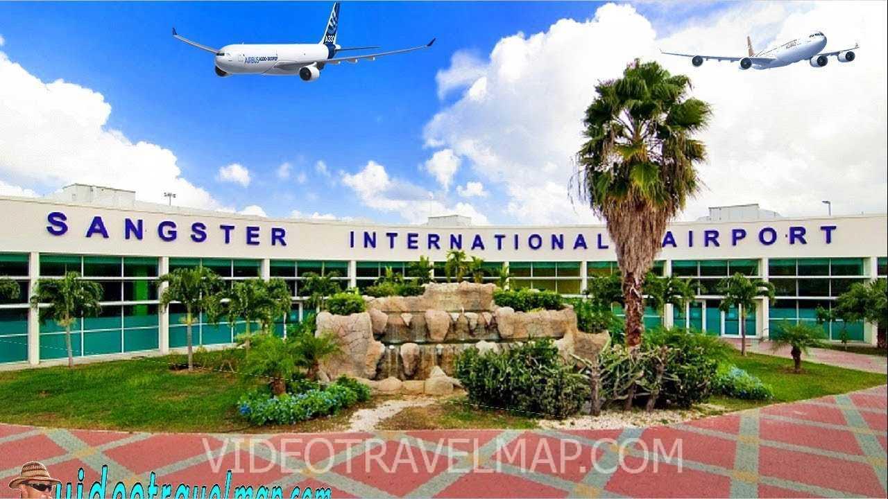 Lotnisko Sangster w Montego Bay » Jack Podróżnik