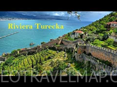 Drogowy objazd po Riwierze Tureckiej » Jack Podróżnik
