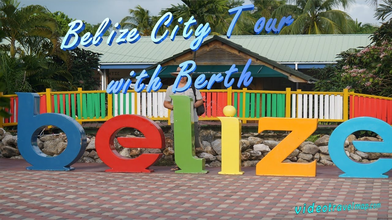 the Belize City history told by Berth 1
