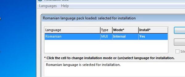 كيفية تغيير اللغة في ويندوز 7 كاتب الأساسية قسط والمهنية