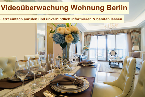 Videoberwachung Wohnung Berlin  Videoberwachungssysteme