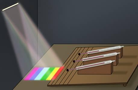 Lungimi de undă infraroșii preferate pentru încălzirea confortului   Hârtii albe   Ceramicx