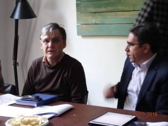 Dezbatere despre independența presei locale Timisoara 3