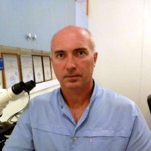 Руппель Владимир Владимирович. Ветеринарный врач, дерматолог. Кандидат ветеринарных наук.