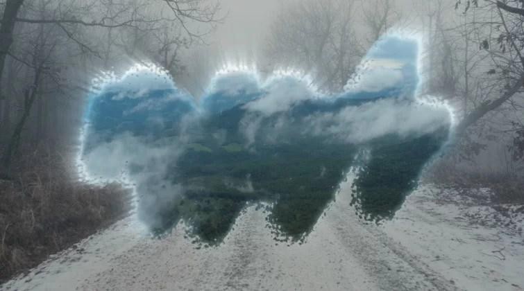 Transición del portal en After Effects: rayos de luz