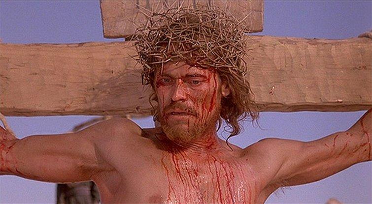 Última tentación de Cristo
