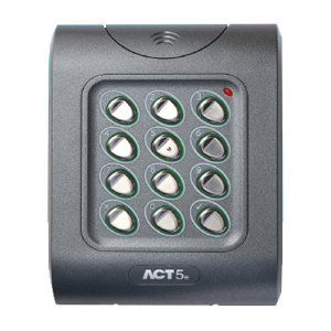 act5 pin only keypad videplus ni ltd. Black Bedroom Furniture Sets. Home Design Ideas