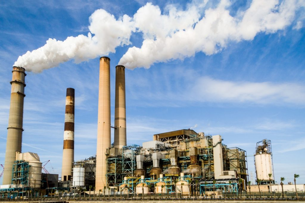Siltumnīcefekta gāzu emisijas