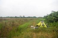der letzte Zeltplatz/the last Campingsite