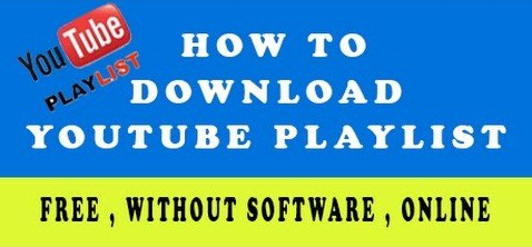 How To Download Youtube Playlist Online - ViDHiPPO Com
