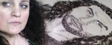 Портрети со остатоци од коса