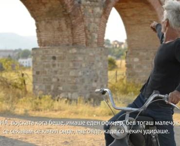 Приказната на Исмет Реџеповиќ за Скопскиот акведукт