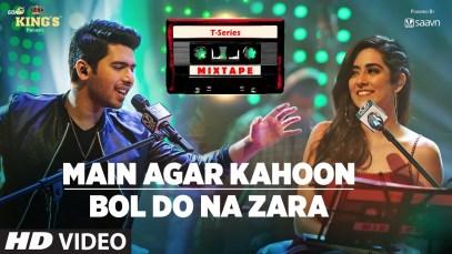 Main Agar Kahoon/Bol Do Na Zara   Armaan Malik & Jonita Gandhi