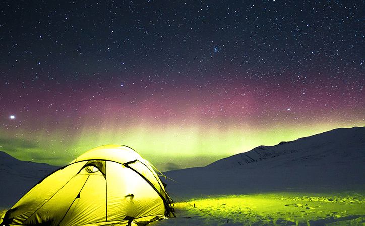 7 Best Places to Go Camping Around the World
