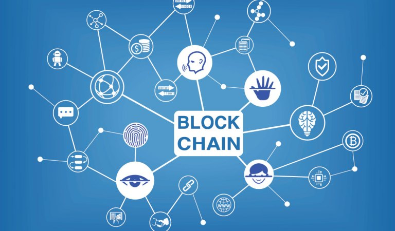 What will be the impact of blockchain on business in 2018?