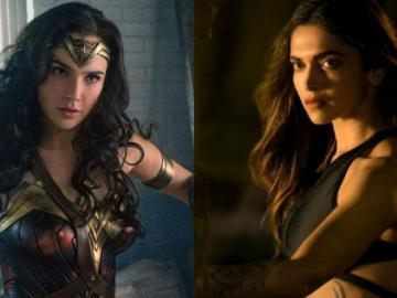 Deepika to Step Into the Shoes of Gal Gadot to Be Wonder Woman