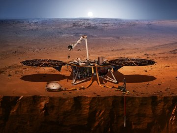 NASA's InSight Lander Will Probe Mars, Measure Its Quakes, VidLyf.com