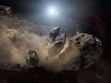Asteroid fragment discovered in Botswana, VidLyf.com