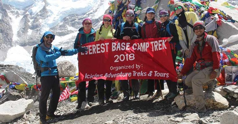 Top Himalayan trekking packages of Nepal