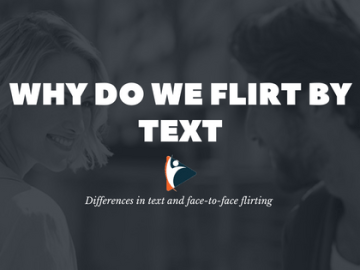 Why Do We Flirt by Text?, VidLyf.com