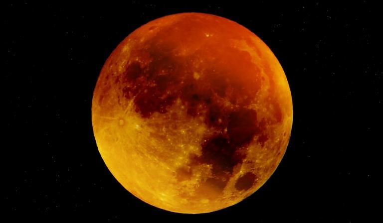 Friday's 'blood moon' to appear for 21st Century's longest lunar eclipse