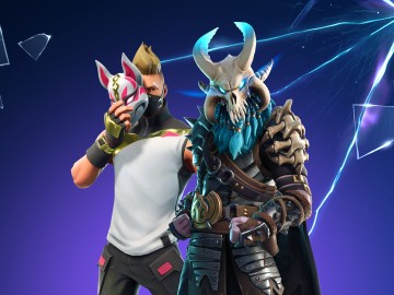 'Fortnite' season 5 adds a desert locale, golf carts and rifts, VidLyf.com
