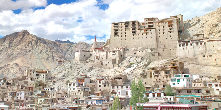 Top '5' Places To Visit In Ladakh!