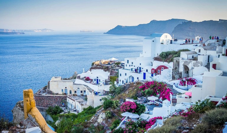 Summer vacation (Greece vs. Croatia)